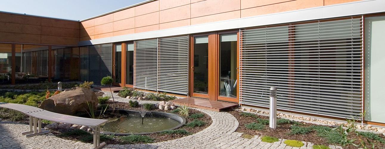 żaluzja fasadowa c80. Piękne żaluzje fasadowe c80 dla Twojego domu, łódź