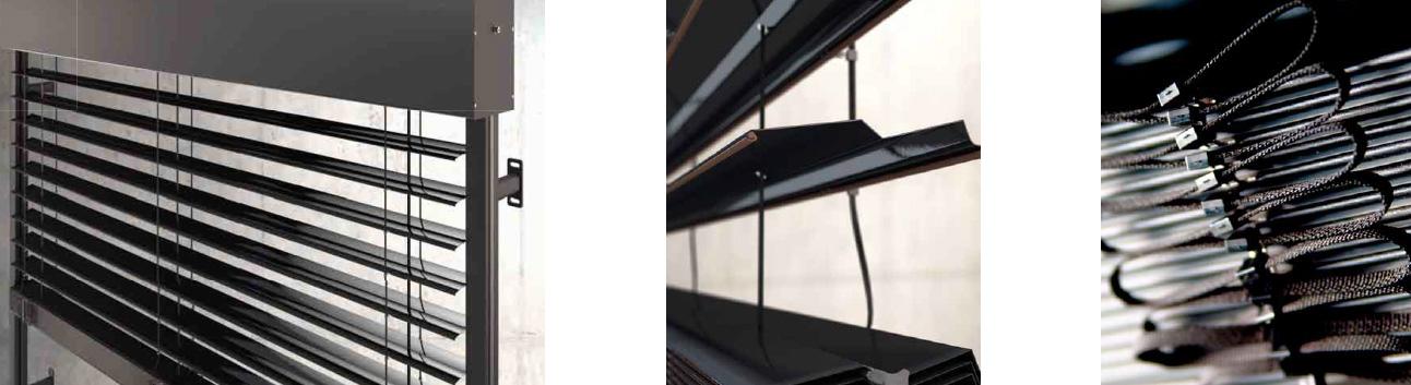 odpowiednie żaluzje fasadowe z90