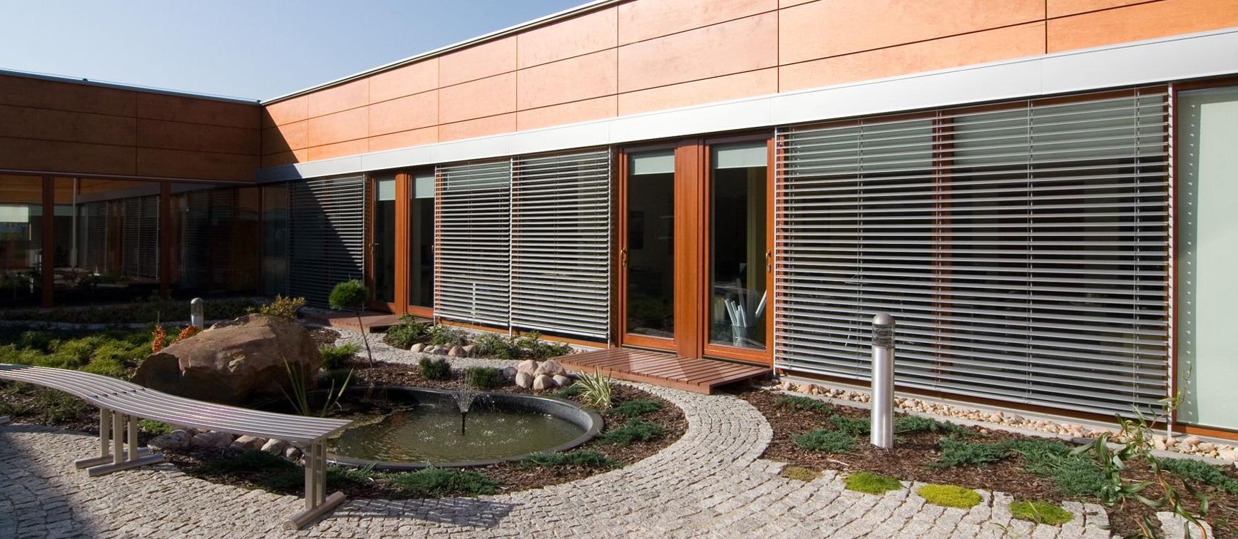 sun-tech - żaluzje fasadowe, żaluzje zewnętrzne - Łódź