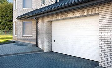 Brama Unipro - bramy garażowe segmentowe - Łódź